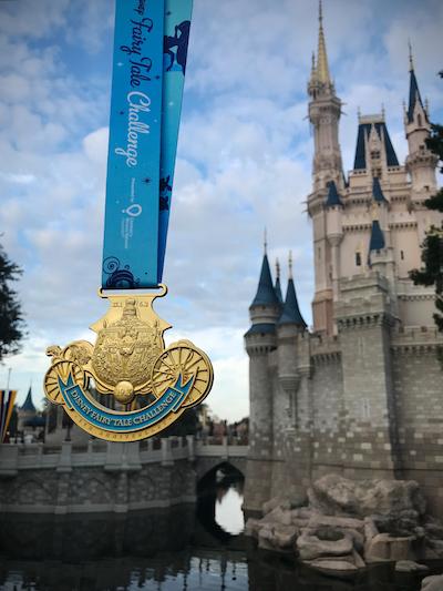 2018 Disney Fairy Tale Medal