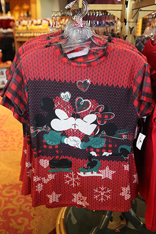 Rock Ugly Christmas Sweater Day With These New Styles at Disney Parks