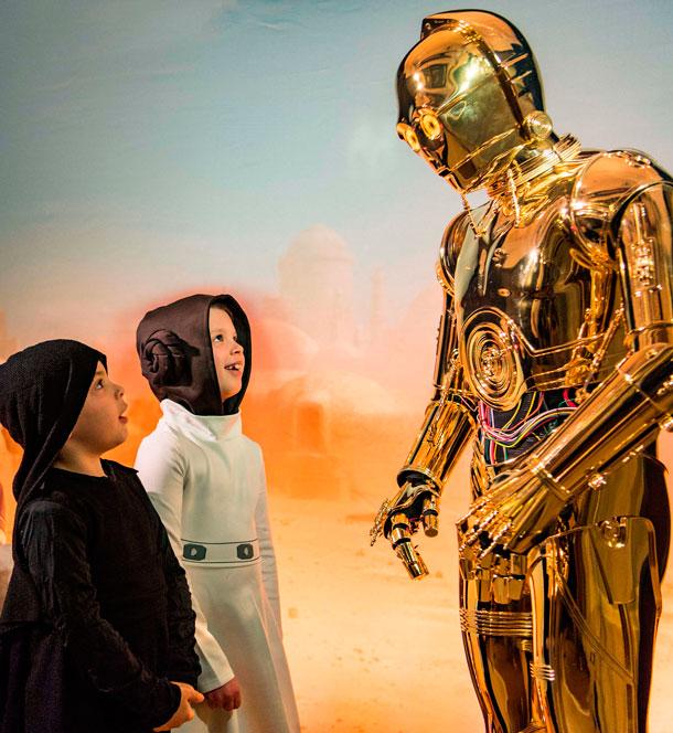 C-3PO - Star Wars Day at Sea