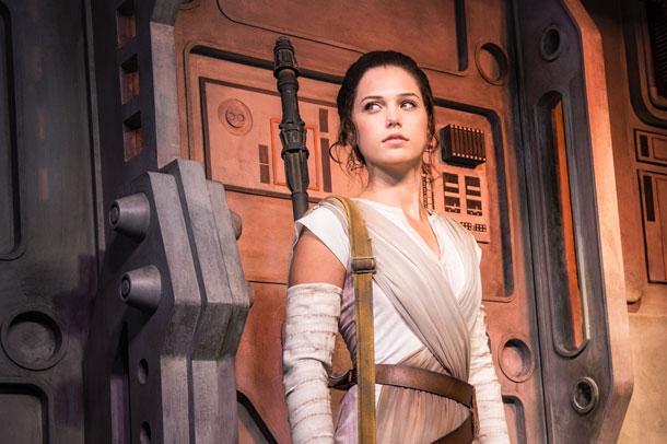 Rey - Star Wars Day at Sea