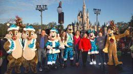 Telemundo's Un Nuevo Día Disney Christmas TV Special