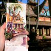 Sketches from the Park: Walt Disney's Enchanted Tiki Room at Magic Kingdom Park