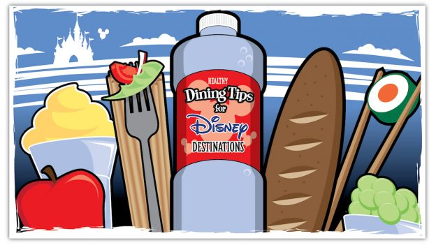Tips for Eating Right on Your Next Disney Vacation