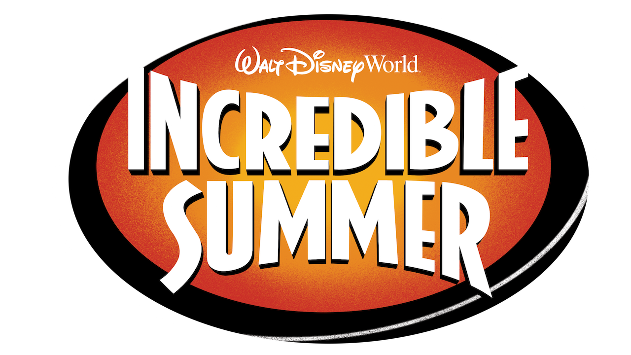Walt Disney World is promoting an Incredible Summer