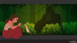 Jane Visits the Gorilla Falls Exploration Trail