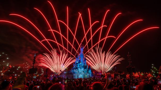 Disneyland Paris 'Disney Illuminations'