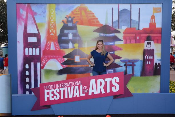 Epcot International Festival of the Arts with Disney PhotoPass