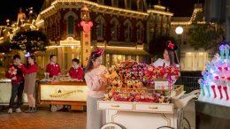 Experience the Chinese New Year Night Market at Hong Kong Disneyland