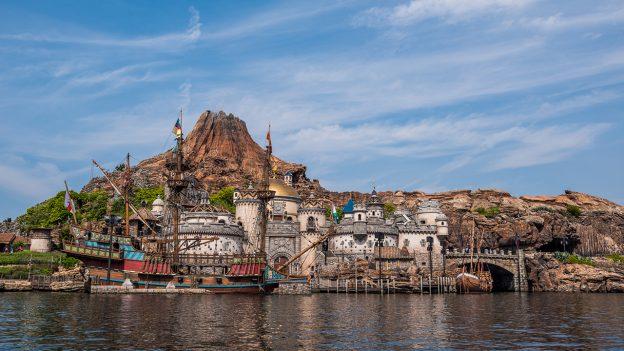 Good Morning From Fortress Explorations at Tokyo DisneySea