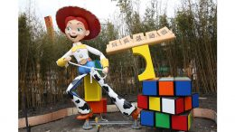 Disney·Pixar Toy Story Land at Shanghai Disneyland is Now Home to Woody and Jessie
