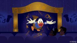 Prince Naveen & Princess Tiana Head to Mickey's PhilharMagic