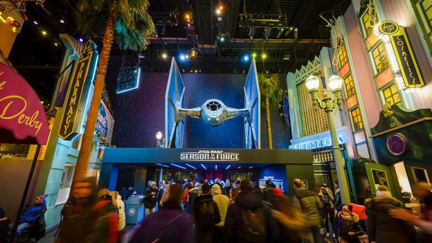 Season of the Force at Disneyland Paris Has Fan-Built Star Wars Vehicles This Year