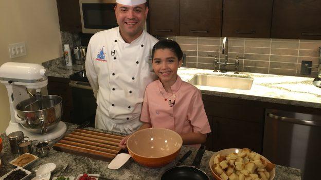 Disney Familia Chef