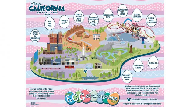 recipe: disneyland easter 2018 [1]