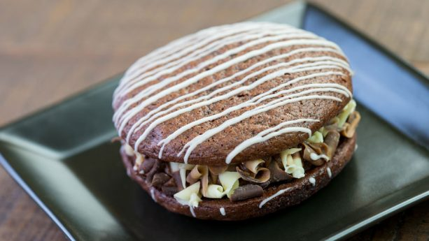 Bourbon Chocolate Whoopie Pie at Disney California Adventure Food & Wine Festival