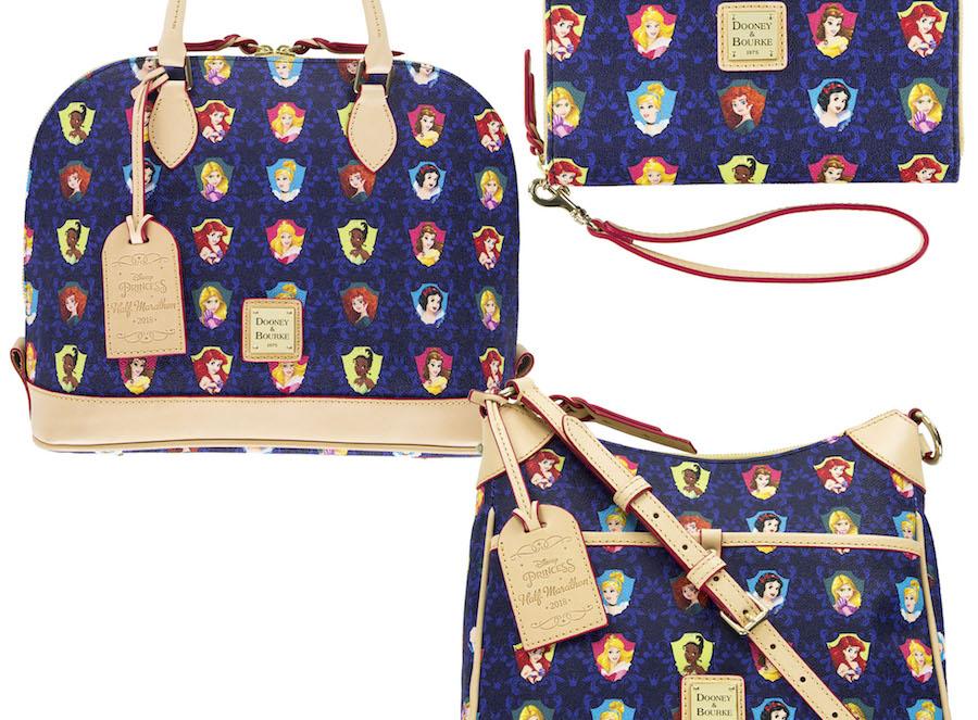 Disney Princess-inspired handbags by Dooney & Bourke