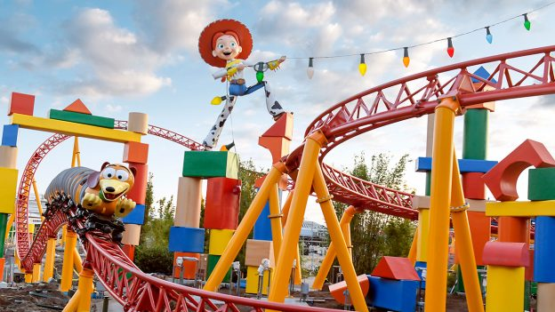 Toy Story land Familytravel.com