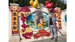 Alan Menken at Shanghai Disney Resort