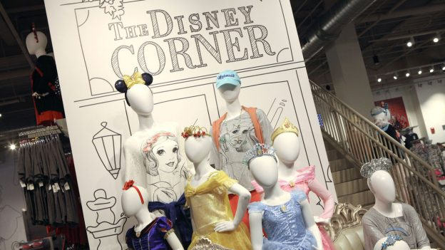 The Disney Corner at Disney Springs
