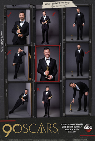 Oscars® host, Jimmy Kimmel