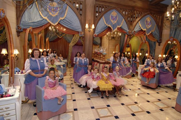 Bibbidi Bobbidi Boutique at Magic Kingdom Park