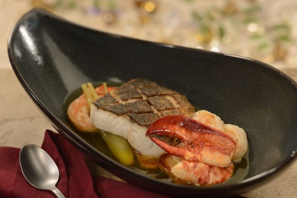 Seafood Bouillabaisse at Be Our Guest Restaurant in Magic Kingdom Park