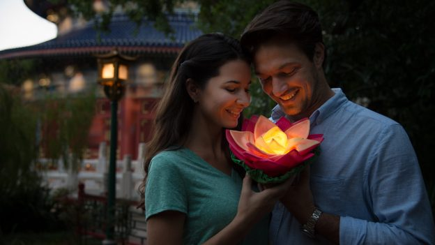 Ring in Lunar New Year with Disney PhotoPass Service at Epcot