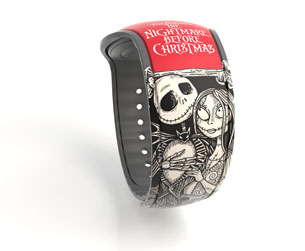 The Nightmare Before Christmas MagicBand