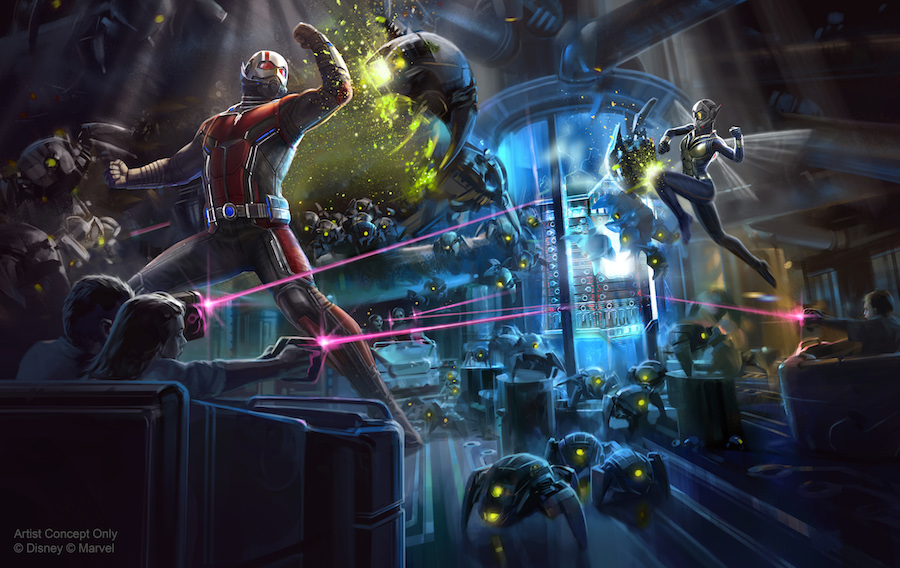 New Marvel attraction coming to Hong Kong Disneyland