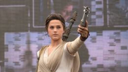 Encounter Rey Beginning this May in Star Wars Launch Bay at Disneyland Resort
