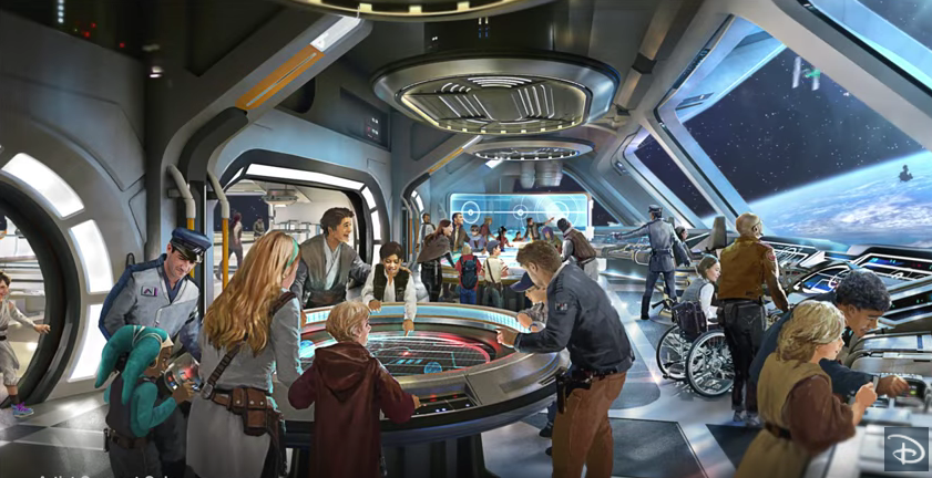 Star Wars-Inspired Resort Planned for Walt Disney World Resort Promises to be 'Unlike Anything That Exists Today'