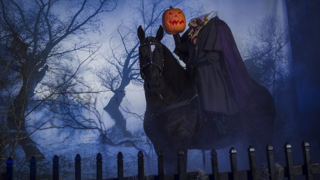 Headless Horseman returns to Sleepy Hollow