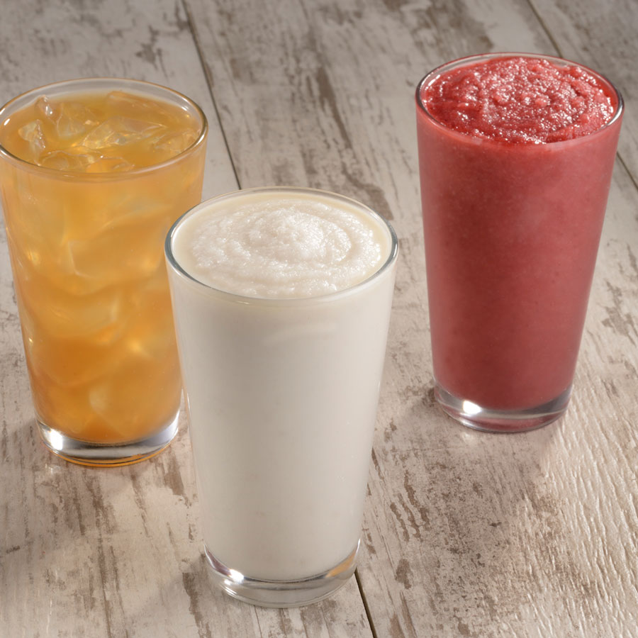 Assorted Beverages at Spyglass Grill at Disney's Caribbean Beach Resort