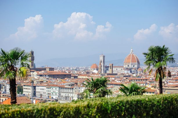 Cruising Europe with Disney Livorno, Italy