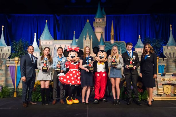 Disneyland Resort Dreamers & Doers Luminaries