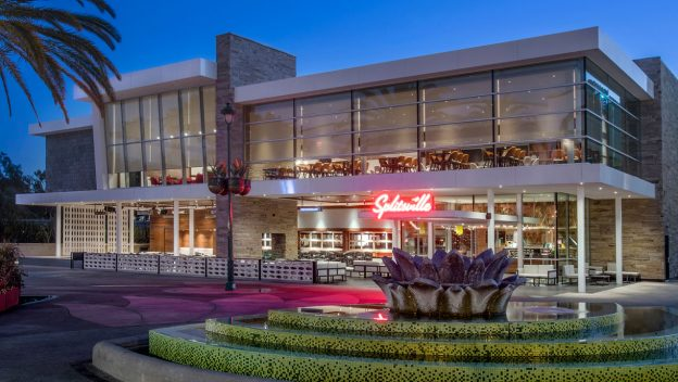 Splitsville Luxury Lanes at Downtown Disney District