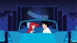 Ariel & Eric Test Out The Sci-Fi Dine-In Theater Restaurant