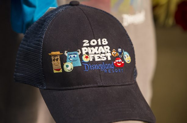 New Pixar Fest Merchandise