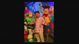 Guest Visit Buzz Lightyear and Woody