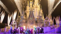 'Hocus Pocus Villain Spelltacular' Show during Mickey's Not-So-Scary Halloween Party