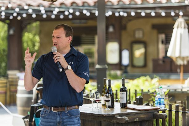 Wine, Beer and Spirits Education & Tasting Seminar During the Disney California Adventure Food & Wine Festival