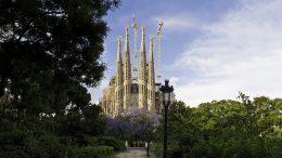 La Sagrada Familia in Barcelona, Spain on Adventures by Disney Barcelona Vacation packages