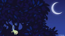 Disney Doodle: Pascal Visits the Tree of Life