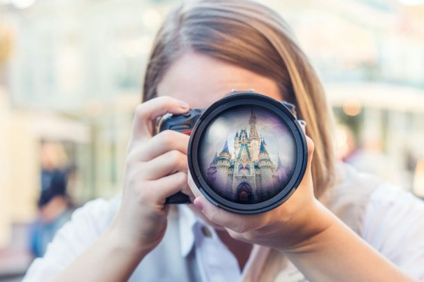 Disney PhotoPass Service Photographer