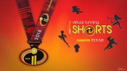 runDisney Virtual Running Shorts