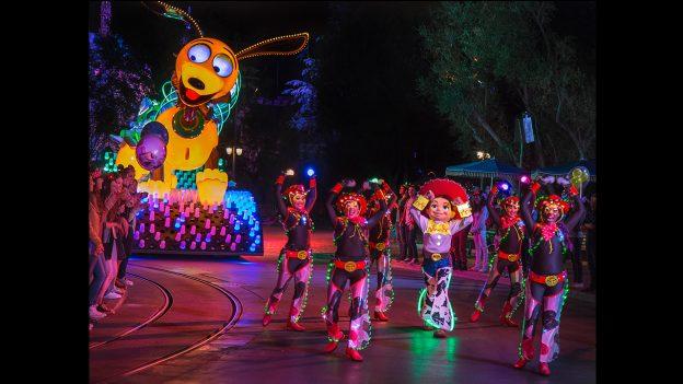 Pixar Fest at the Disneyland Resort