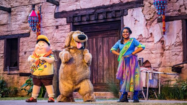 Image result for UP! A Great Bird Adventure, Disney's Animal Kingdom
