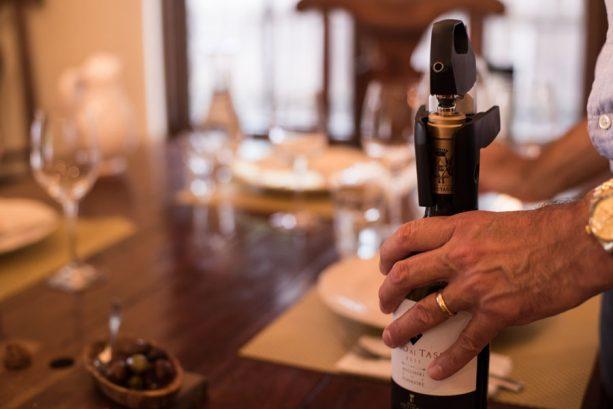 Wine Opener at Wine Bar George Menu Preview