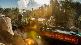 Disneyland Railroad at Disneyland Park