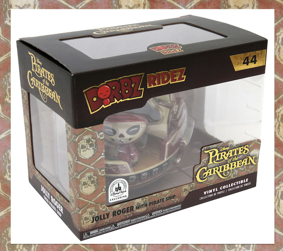 Funko Dorbz Ridez Series Released at Disney Parks